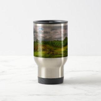 Farm - Organic farming Coffee Mug