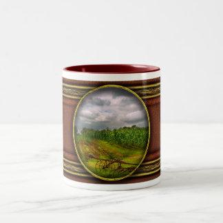 Farm - Organic farming Mugs