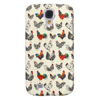 Farm Samsung Galaxy S4 Cover