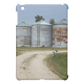 Farm Silos iPad Case