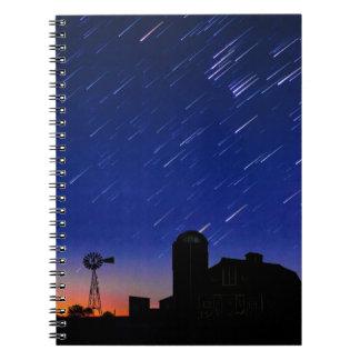 Farm Stars Note Books