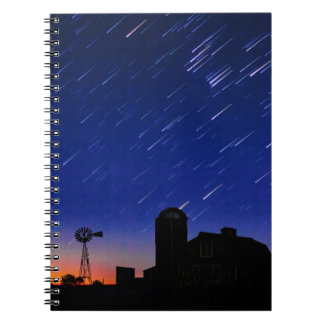 Farm Stars Notebooks
