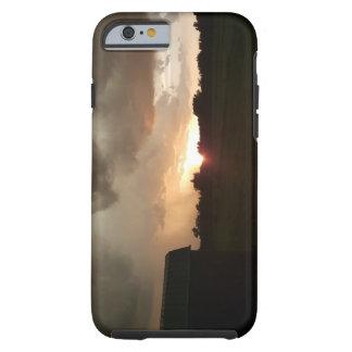 Farm Sunset Tough iPhone 6 Case
