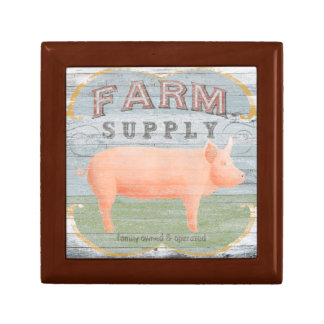 Farm Supply Gift Box