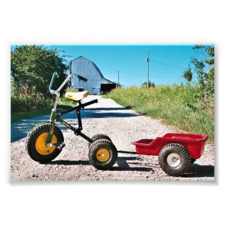 Farm Trike Photo