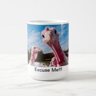 Farm Turkey Funny Coffee Mug