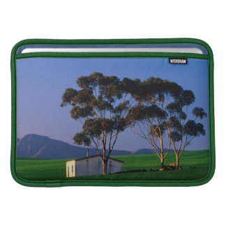 Farm Worker's Cottage And Wheat Fields, Overberg Sleeves For MacBook Air
