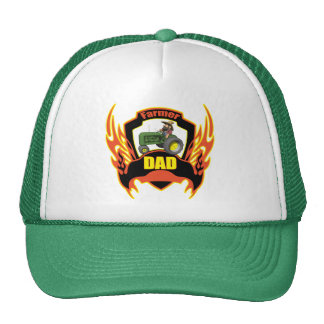 Farmer Dad Fathers Day Gifts Cap