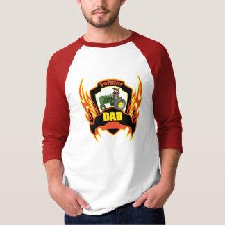 Farmer Dad T Shirts