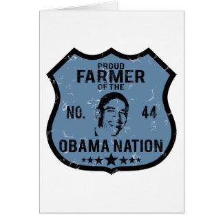 Farmer Obama Nation Card