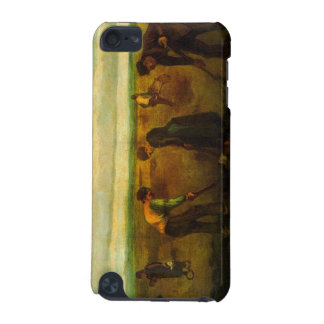 Farmers by Vincent van Gogh iPod Touch (5th Generation) Cases