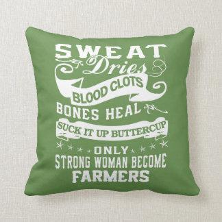 Farmers Cushion