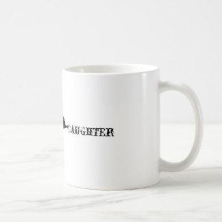 Farmer's Daughter Basic White Mug