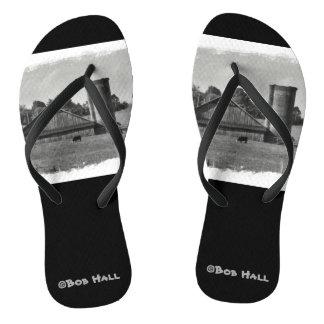 Farmer's Flip Flops by Bob Hall