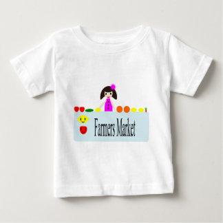 Farmers Market Baby T-Shirt