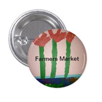 Farmers Market Button
