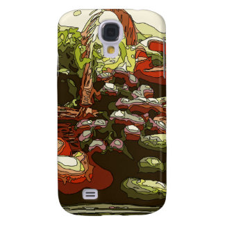 Farmers Market Fresh Fruits and Vegetables Galaxy S4 Covers
