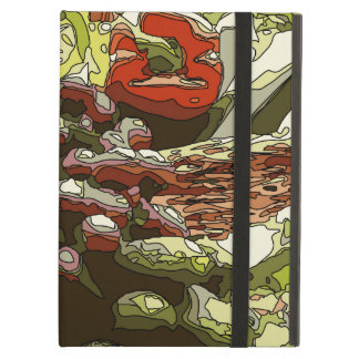 Farmers Market Fresh Fruits and Vegetables iPad Air Cover