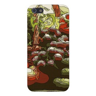 Farmers Market Fresh Fruits and Vegetables iPhone 5 Cover