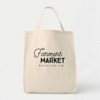 Farmer's Market Grocery Tote