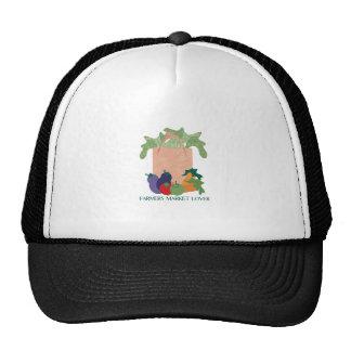 Farmers Market Lover Trucker Hat