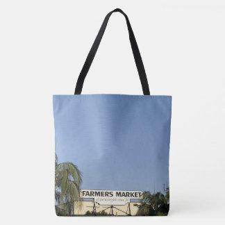 Farmer's Market Tote Bag