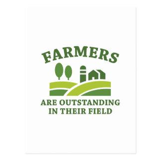 Farmers Postcard