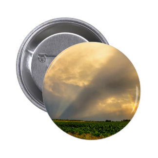 Farmers Weather Optics 6 Cm Round Badge