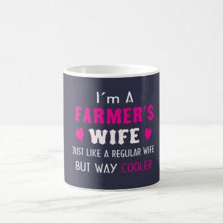 Farmer's Wife Coffee Mug