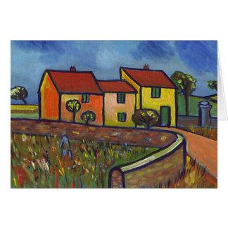 FARMHOUSE IN PROVENCE CARD