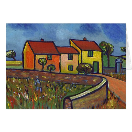 FARMHOUSE IN PROVENCE CARD