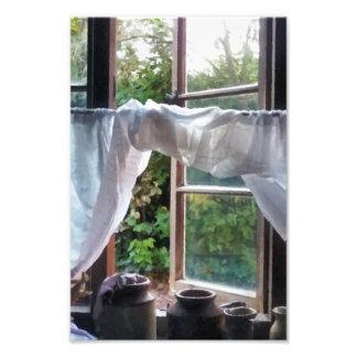 FARMHOUSE KITCHEN WINDOW PHOTO ART