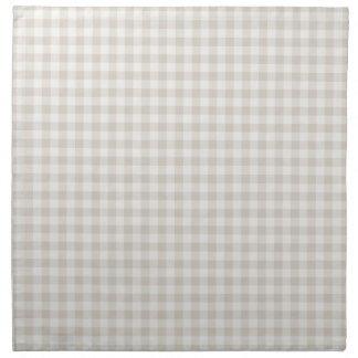 Farmhouse Linen Gingham Cloth Napkins