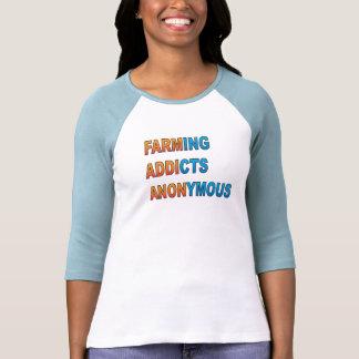 Farming Addicts Anonymous Tshirt