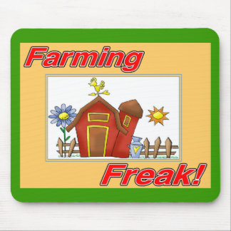 Farming Freak merchandise Mouse Pad