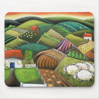 Farming in the Wairarapas Mouse Pad