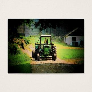 Farming Profile Card