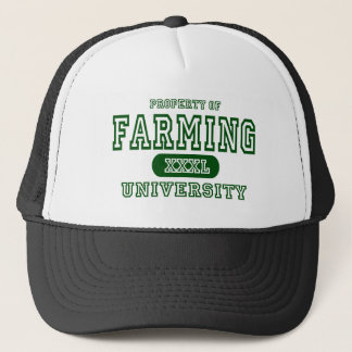 Farming University Trucker Hat