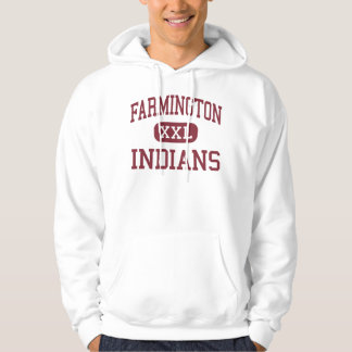 Farmington - Indians - High - Farmington Hoodie