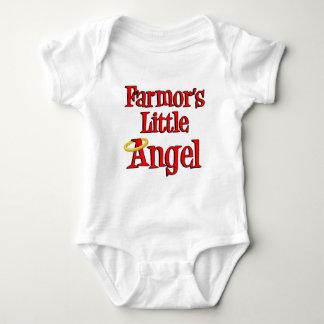 Farmor's Little Angel Baby Bodysuit