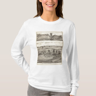 Farms and residences in Magnolia T-Shirt