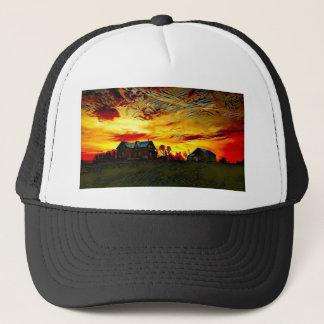 Farmstead Sunset Trucker Hat