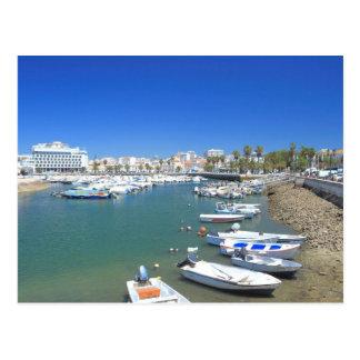 Faro Postcard