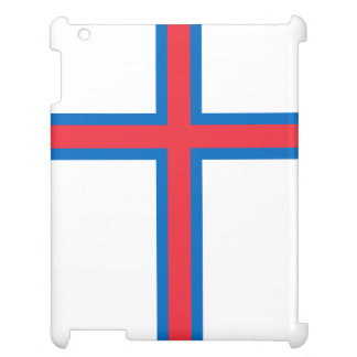 Faroe Islands Flag Cover For The iPad 2 3 4