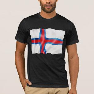 Faroe Islands - Waving T-Shirt
