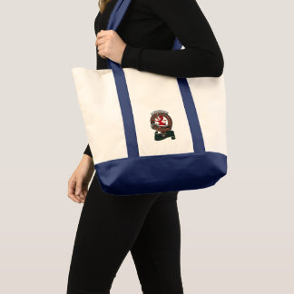 Farquharson Clan Badge Impulse Tote