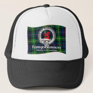 Farquharson Clan Trucker Hat