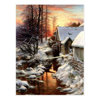 Farquharson - Silence of the Snow Postcard