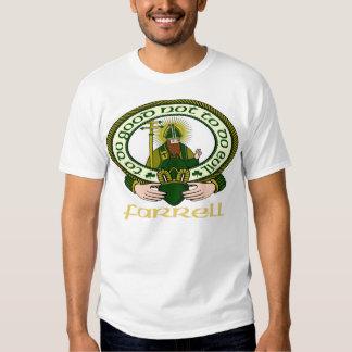 Farrell Clan Motto Tees