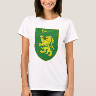 Farrell Coat of Arms/Family Crest T-Shirt